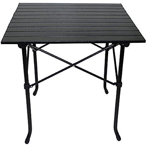 XD-Mesa plegable y silla combinación ocio juego combinan camping , camouflage , 62*62*73/28 58*58*58cm