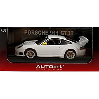 AUTOart Porsche 911 (996) GT3R (White) (japan import)