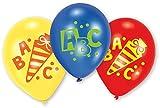 Dekoset zum Schulanfang 2 x Girlanden + 6 x Luftballons -
