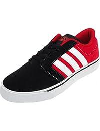 Adidas - VS Skate - AQ1484 - Color: Azul-Blanco-Negro - Size: 44.0 qMnfVEKRFp