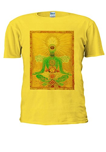Buddha Budha Buddhism Cool Estetic Novelty Forest Men Women Unisex Top T Shirt-XL