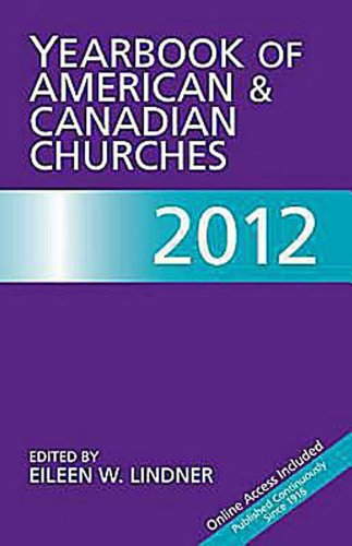 Yearbook of American & Canadian Churches 2012 (Yearbook of American and Canadian Churches)