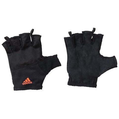 adidas Gants de Fitness X16279 Gants d'entraînement Noir noir Noir petit
