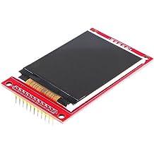 Demarkt 2,2-Zoll Serielles TFT SPI LCD-Farbdisplay-Modul 9341 HD 240X320 kompatibel 5110 4xIO