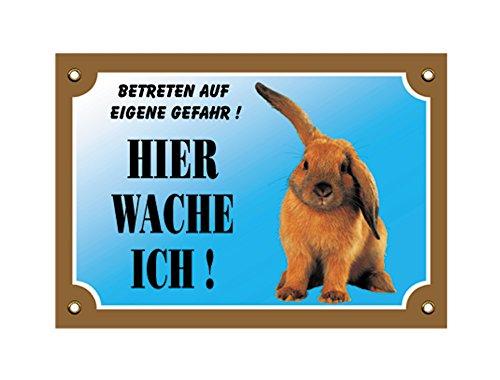 nobby-93179-warntafel-kaninchen