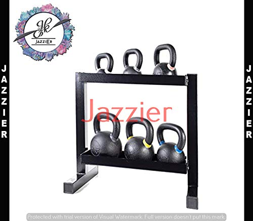 Jazzier Kettle Bell Weight Storage Rack (Without Weight) KBR-02