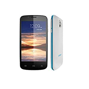 Cubot Smartphone GT 95 3G Dual Core MT6572 Handy Android 4.2 4.0'' WVGA kapazitiver Touch-Screen 512 +4 G 5MP Kamera Weiß