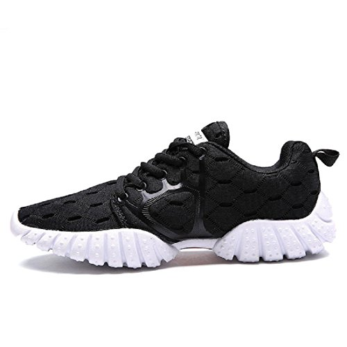 Chaussures de sport Le nouveau Chaussures de course Antidérapant Respirant Mode Loisir Chaussures de voyage lovers black