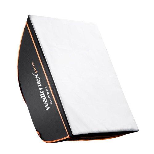 Walimex Pro Softbox Orange Line 50x70 cm für Walimex Pro & K