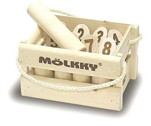 Unbekannt Tactic Games 52501 - Mölkky - Das Original Holzwurfspiel