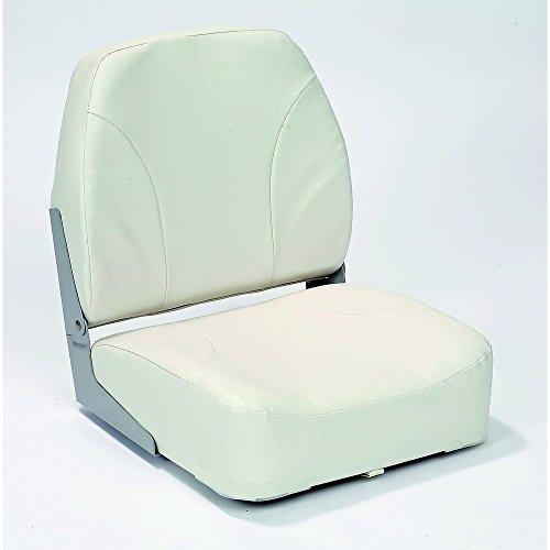 Klappsitz Deluxe Bootssitz Motorbootsitz Steuerstuhl Stuhl Sitz für Boot Yacht