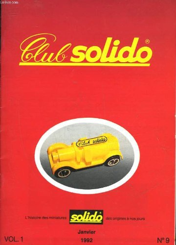 Club solido   vol 1   n°9