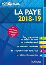 Top'Actuel La Paye 2018-2019 de Sabine Lestrade
