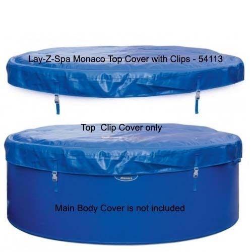 bestway-monaco-lay-z-spa-top-cover-con-clip-54113