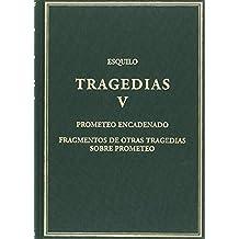 Amazon.es: Prometeo encadenado