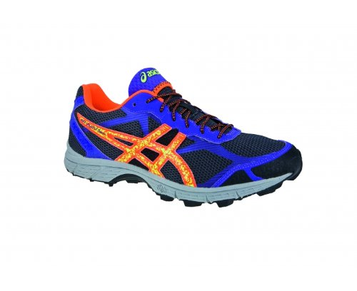 ASICS GEL-FUJI FELL RACER Chaussure De Course à Pied Violet (Purple)