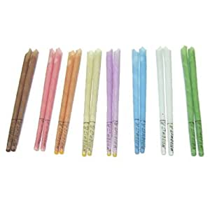 Trumpet Ear Candles - Pack of 16