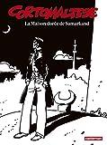 Corto Maltese en noir et blanc, Tome 8 - La Maison dorée de Samarkand