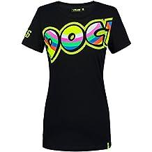 VR46 Camiseta Mujer Valentino Rossi The Doctor 46 TG. 024e6999e6e60