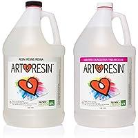 ArtResin - Resina de epoxi - Transparente - No tóxica - 7,57 L