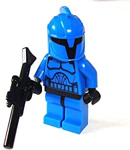 LEGO Star Wars: Senate Commando Mini-Figurine Avec Blaster Rifle