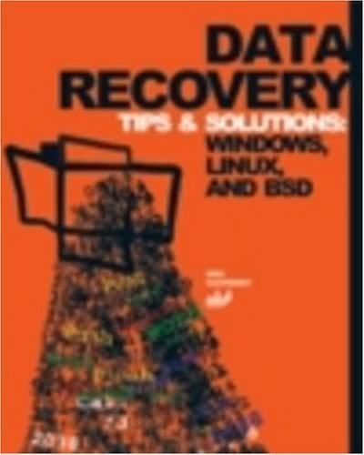 Data Recovery Tips & Solutions: Windows, Linux, and BSD by Kris Kaspersky (2006-05-01)