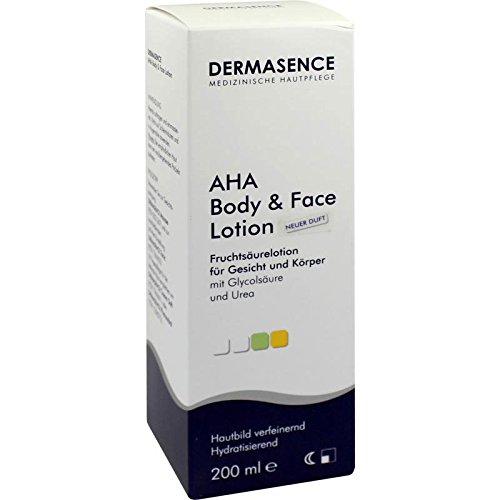 Dermasence Aha body and f 200 ml - Body Lotion-peeling