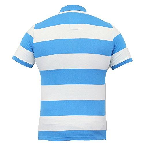 Tokyo Laundry 1X5999 Uomo Sicomoro Cove T-Shirt Oceano