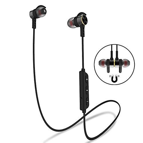 Maxrock Ecouteur Bluetooth Sport sans Fil pour...