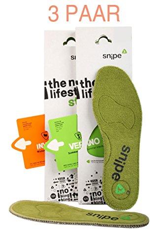 Snipe , Comfort, Verde (verde), 47-Sommer