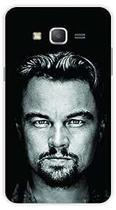 Crazy Beta Leonardo dicaprio titanic the hollywood superstar Printed mobile back cover case for Samsung Galaxy Grand