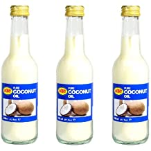 KTC – Coco aceite – 3 Pack (3 x 250 ml) – 100%