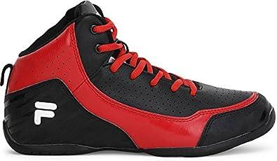Fila Men's Multicolour Basketball Shoe - 7