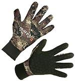 Mares Erwachsene Taucherhandschuhe Gloves CAMO 30, Schwarz/brown, L, 422753