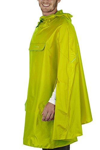 VAUDE Valdipino Poncho lemon gelb 439