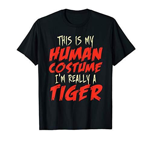 Dies ist mein menschliches kostüm wirklich ein tiger lustig - Wirklich Lustige Kostüm