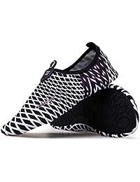 5644d97a07260 Hanomes Yoga Unisex Scarpe da Camminata Scarpe da Ginnastica Corsa Basse  Scarpe Sportive Confortable Fitness Running