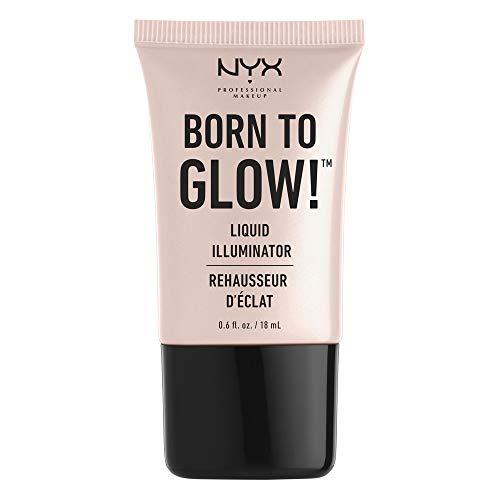 NYX Professional Makeup Highlighter Liquide Born To Glow, Sunbeam