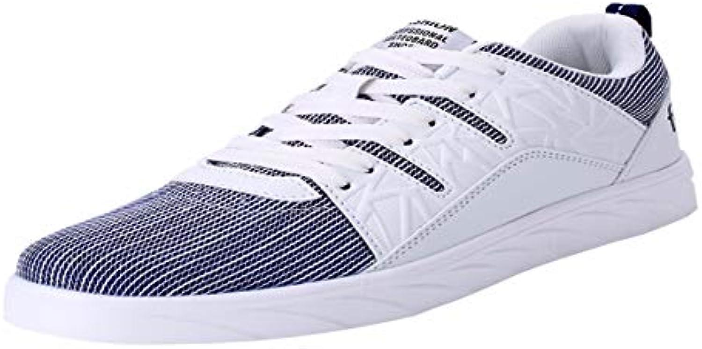les hommes de kmjbs baskets en toile de hommes chaussures de sport estival de chaussures chaussures souliers trente - neuf étudiants blancs dacb3b
