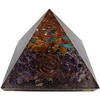 Healing Kristall Amethyst Stein-Pyramide-Energie-Generator Reiki Gemstone Spirituelle Geschenk preisvergleich bei billige-tabletten.eu