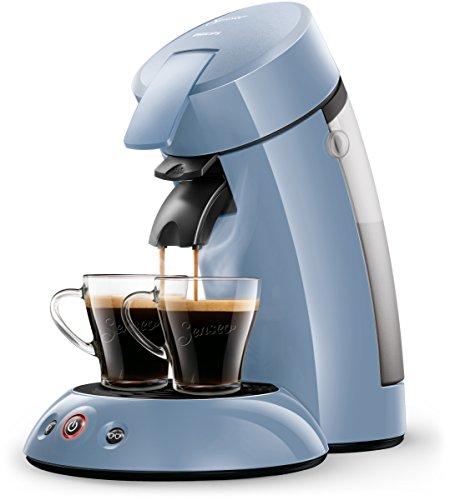 Philips Senseo HD7817/70 Original Kaffeepadmaschine, hellblau