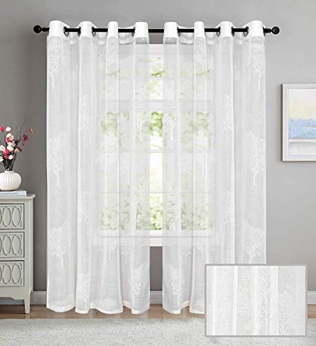 check MRP of white curtains sheer JVIN FAB online 14 December 2019