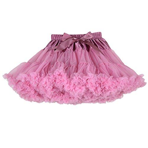 buenos ninos - Gonna -  ragazza Bean Pink Color