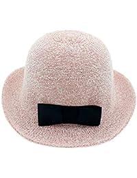Fuxitoggo Sombrero del Sol de Las señoras del Verano del otoño con los  Casquillos del Sombrero d2b94f20d2b