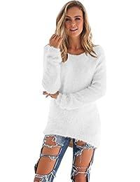 maglione bianco donna