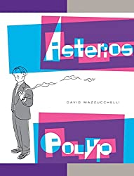 Asterios Polyp (Pantheon Graphic Novels)
