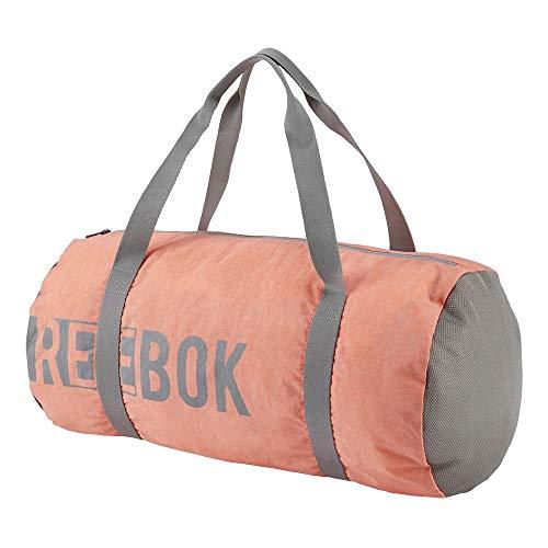 Reebok Du2885 Bolsa de Deporte, 45 cm, 25 litros, Rossua