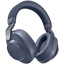 Jabra Elite 85h Cuffie Wireless Sovraurali con ANC, Cancellazione del Rumore Attiva, SmartSound, Alexa Integrata, Blu
