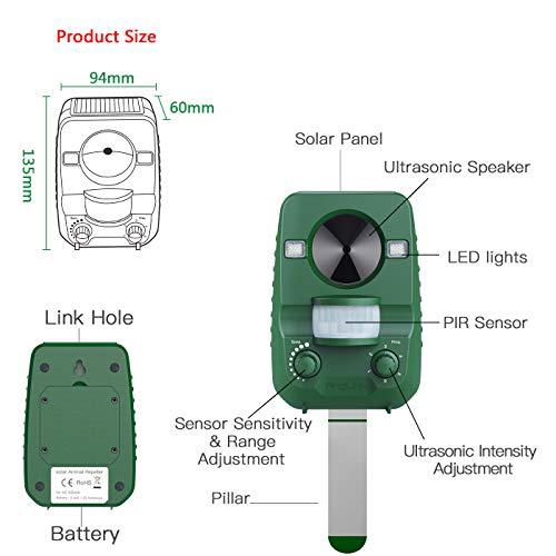 Zoom IMG-3 anglink 2 x repellente per