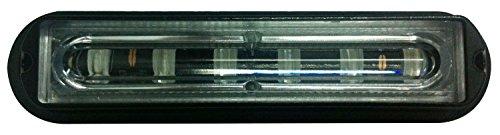LED Voiture Car Avertissement 6modes flash 12V 6W de danger de sécurité d'urgence de la torche électrique Grille Du précipité de la plate-forme Strobe Light Lamp Bar KM202–6C personalizzare